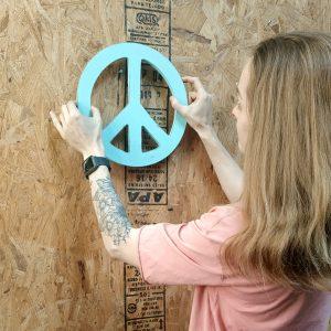 סמל PEACE