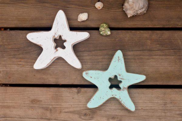 כוכבי ים מעוצבים