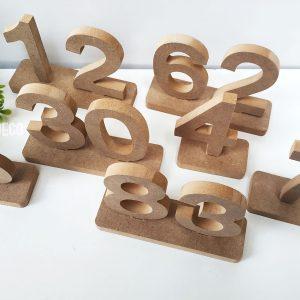 מספרים מעץ