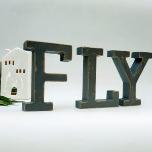FLY אותיות מעוצבות