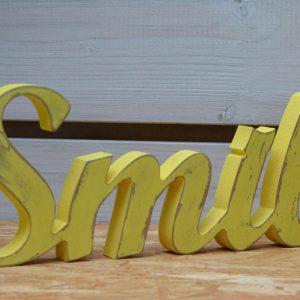 אותיות SMILE