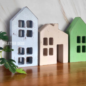 צורת בית מעץ